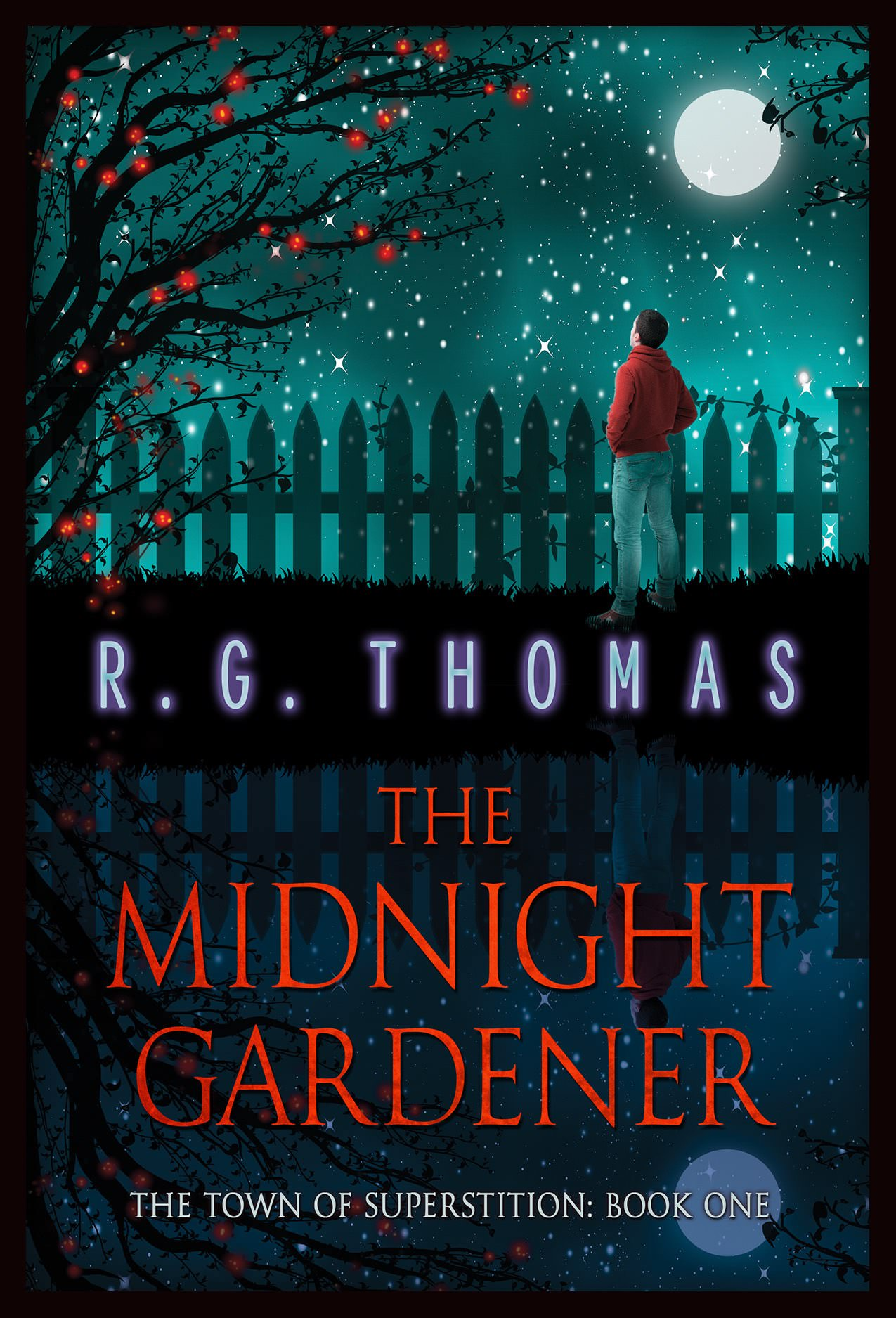The Midnight Gardener Book Cover