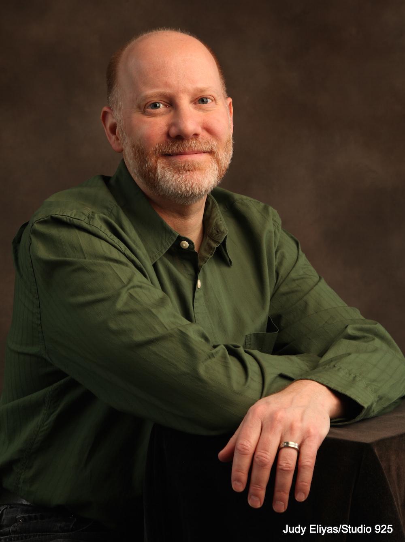 Author R. G. Thomas